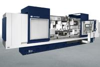 Danobat HG series horizontal grinding machines offer high stock removal and maximum flexibility