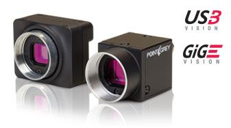 Point Grey Leads the Market with New Sony IMX264 and IMX265 Global Shutter CMOS