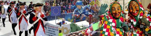 """Karneval ist vielfältig, bunt und regional unterschiedlich. Der Bundesverband """"Bund Deutscher Karneval e.V."""" bietet nun allen Karnevalisten eine digitale Plattform, ihr Brauchtum überregional bekannter zu machen"""