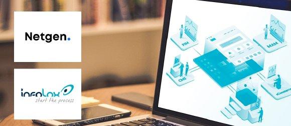infolox und Netgen Switzerland in neuer Partnerschaft