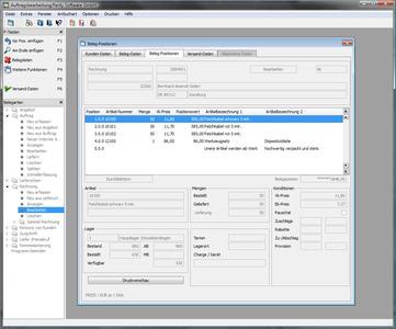 PARTIYERP-Screen / Microsoft Windows Vista
