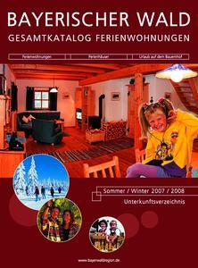 Reisekatalog Bayerischer Wald Ferienwohnungen