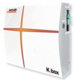 Kofler Energies präsentiert die K.box: Energiesparen in neuer Dimension