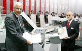Heidelberg Receives ET and GS Marks for Several of Its Postpress Products at drupa 2008