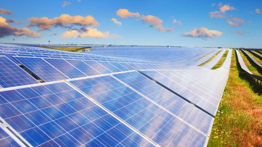 Photovoltaik auf Freiflächen