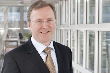 Schirmherr Prof. Dr.-Ing. Jörg Krüger