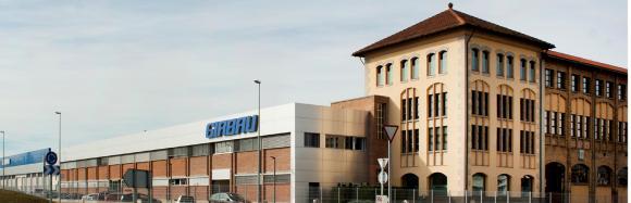 Girbau headquarters in Vic (Barcelona), Spain. (photo from Girbau)