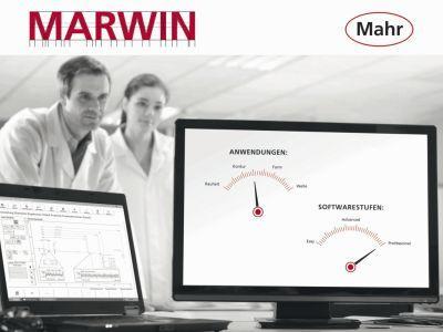 Mehr Messkomfort in der Fertigungsmesstechnik: die Version 7 der Software-Plattform MarWin von Mahr