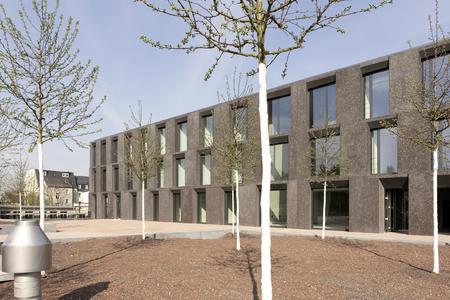 Beim Bau des neuen Laserinstitutsgebäude der Hochschule Mittweida kam die neue Generation der Erdwärmesonde RAUGEO PE-Xa zum Einsatz