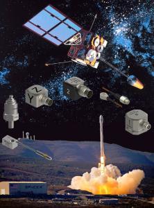 Spezielle Raumfahrtsensoren: DYTRAN hat das Ausgasen im Griff!