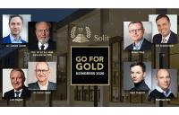 SOLIT Go for Gold-Wertekongress 2020 in Wiesbaden