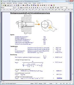 Marginalie: VCmaster führt Berechnungen direkt im Textprogramm aus