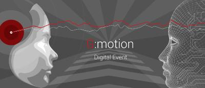 GEMÜ G:motion - Virtuelles Event mit interaktivem Programm
