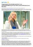 [PDF] Pressemitteilung: Ausgewogenes Geschlechterverhältnis in der Unternehmensführung ist Top-Thema auf der SAP Ariba Live in Barcelona