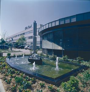 Das Firmengebäude von Otto Bock