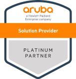 Auszeichnung zum ARUBA Platinum Partner