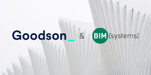 Goodson und BIMsystems gehen partnerschaftliche Kooperation für ein leistungsstarkes Informationsmanagement ein (Quelle: BIMsystems GmbH)