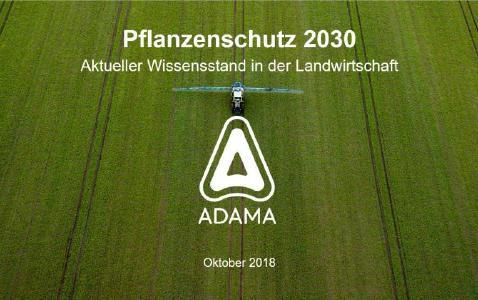 Pflanzenschutz 2030