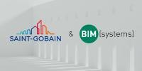BIM bis unters Dach: Saint-Gobain und BIMsystems gehen zukunftsweisende Partnerschaft für individuelles Datenmanagement ein!