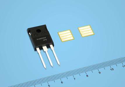 Renesas Electronics 7th-Generation 650 V and 1250 V IGBT Series sets a new technology benchmark