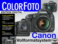 Gut in Form: COLORFOTO testet die Vollformatsysteme von Canon und Nikon in digitalen Sonder-Editionen