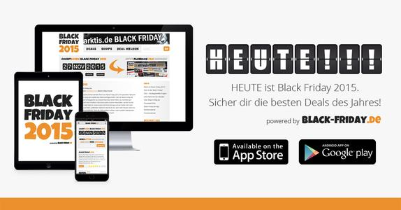 heute ist black friday 2015 hundertausende user informieren sich auf black ber die. Black Bedroom Furniture Sets. Home Design Ideas