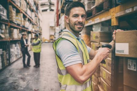 Beschleunigte, digitale Supply-Chain mit LogisticGate