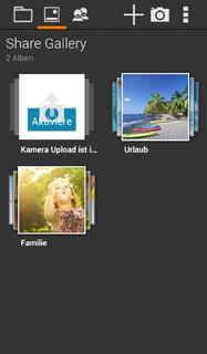 strato hidrive app fotoalbum android