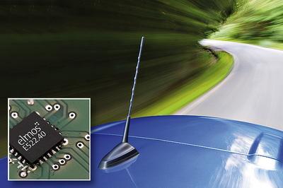 Elmos Dual Antenna Protection