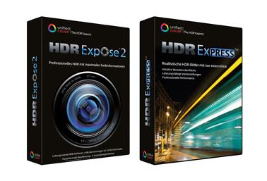 HDR Expose 2 & Express