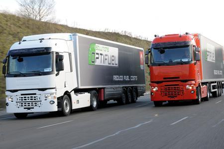 Kraftstoffeffizienz ist das Kernanliegen von Renault Trucks für seine neuen Baureihen