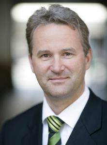Ralf Poll, Geschäftsführer der NEW Niederrhein Energie und Wasser GmbH mit Sitz in Mönchengladbach. Foto: NEW