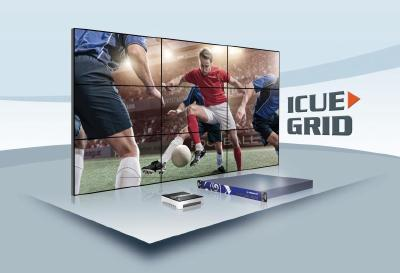 ICUE-GRID IP Video Wall