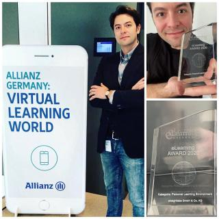 straightlabs erhält eLearning Award 2020