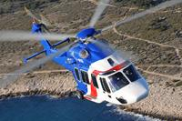 Eurocopter's EC175 takes on the world: Global tour to demonstrate the performance capabilities of this next-generation medium-sized helicopter (copyright: EC)