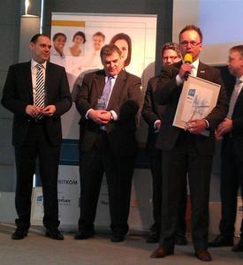 isacon AG erhält Auszeichnung