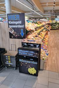 CoinDepo im EDEKA-Markt Redling in Langwedel bei Bremen/Niedersachsen / FOTO: NGZ