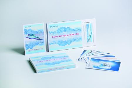 FEDRIGONI_CARD NATURE & HIGHLINE_Postkarten Tool