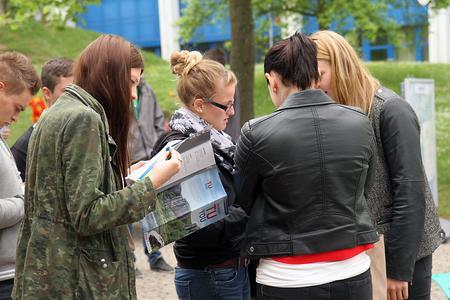 Impressionen vom letzten Studien-Informationstag / Foto: TUK