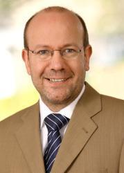 Jens-Olaf Brede, Area Sales Manager in der Firmenzentrale von Beckhoff Automation in Verl, Deutschland