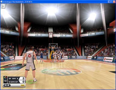 Basketball-WM wieder erleben - Bigpoint spielt auf FIBA.com