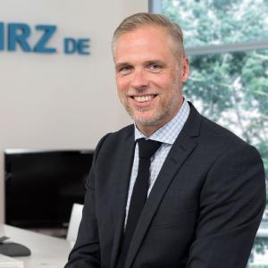 René Gelin, Geschäftsführer beim Deutschen Medizinrechenzentrum freut sich über das starke Interesse der Verbände.