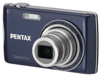 PENTAX Optio P70: Design auf Spitzenniveau