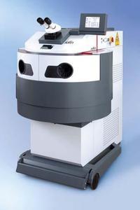 Einmaliges Laserschweiß-system, für den Handschweiß-, Joystick- und CNC-Betrieb