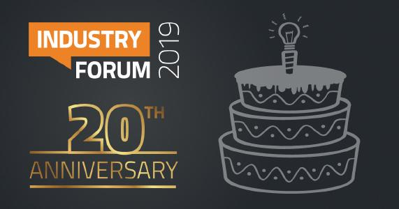 20 years Industry Forum