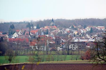 Gemeinde Michelfeld, Bürkhof Copyright Stadtwerke Schwäbisch Hall GmbH, Fotograf Frauke Windsheimer