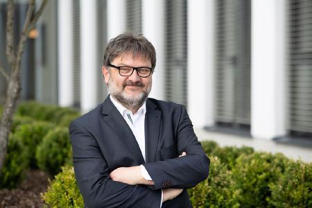 Friedrich Kramer ist Geschäftsführer der Modern-Paper GmbH. (Quelle: Modern-Paper GmbH)