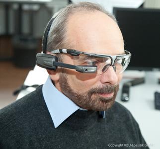 Datenbrillen im Einsatz