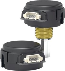 Ab sofort in höheren Auflösungen von 400 bzw. 500 Zyklen pro Umdrehung erhältlich: die optischen Miniatur-Drehgeber E4T und S4T von US Digital