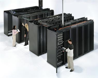 CeBIT 2009: APC by Schneider Electric zeigt die sieben Prinzipien der InfraStruXure HD-Ready Architecture